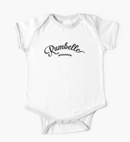 Once Upon a Time - Rumbelle One Piece - Short Sleeve
