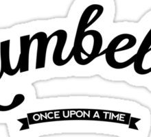Once Upon a Time - Rumbelle Sticker