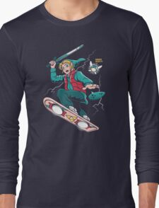 A Link To The Future Long Sleeve T-Shirt