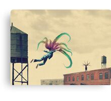Welcome home son! Canvas Print