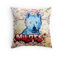 Mulate Throw Pillow