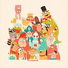 Storybook Gang by TheDrawbridge