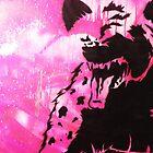Hyena by Adam  Jones