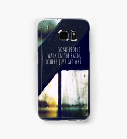 just another rainy day in paradise Samsung Galaxy Case/Skin