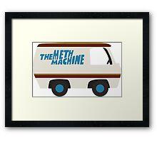 Meth Machine Framed Print