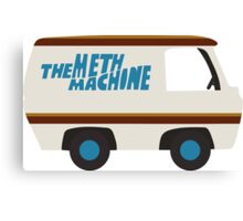 Meth Machine Canvas Print