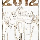 American Gothic 2012 by Paul Webster