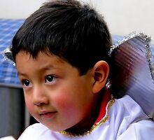 Cuenca Kids 339 by Al Bourassa