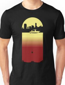 Slice of Life (Yellow/Red) Unisex T-Shirt