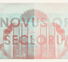 Novus Ordo Seclorum by 84reissue