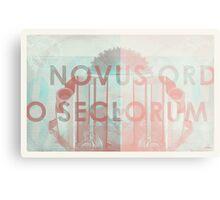 Novus Ordo Seclorum Metal Print
