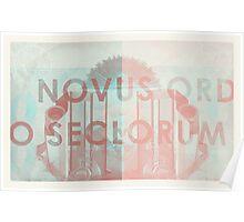 Novus Ordo Seclorum Poster