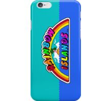Rainbow Islands iPhone Case/Skin