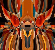kaleidoscope man 02 by yesdigiterarte