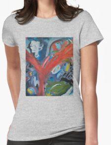 THE HAPPY GARDEN Womens T-Shirt