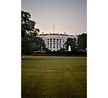 White House Photographic Print