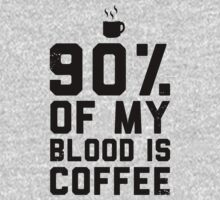 90% of my Blood is Coffee by Look Human