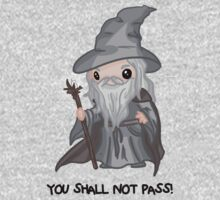 Kawaii Gandalf by FANATEE