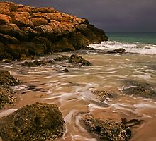 burns beach by Elliot62
