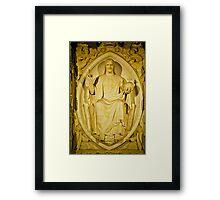 Washington National Cathedral 2 Framed Print