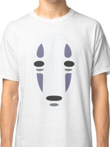 No Face - Spirited Away Classic T-Shirt