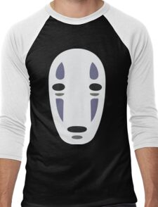 No Face - Spirited Away Men's Baseball ¾ T-Shirt