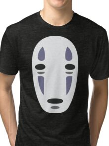 No Face - Spirited Away Tri-blend T-Shirt
