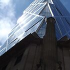 Hearst Building, West 57th Street, New York City  by lenspiro