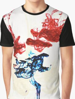Ink in water Graphic T-Shirt