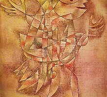 Paul Klee - Little Jester in a Trance by William Martin
