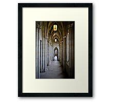 Washington National Cathedral 4 Framed Print