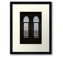 Washington National Cathedral 5 Framed Print