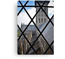 Washington National Cathedral 6 Canvas Print