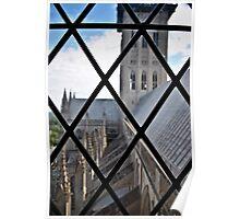 Washington National Cathedral 6 Poster