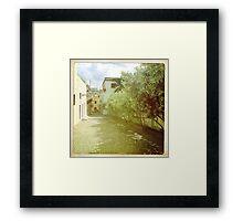 San Juan Framed Print