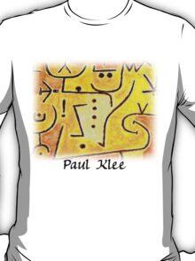 Paul Klee - Red Waistcoat T-Shirt