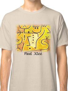 Paul Klee - Red Waistcoat Classic T-Shirt