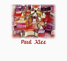 Paul Klee - Rose Garden Unisex T-Shirt