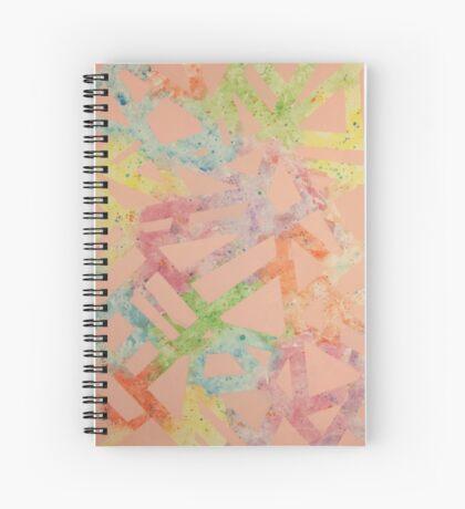 Blocks Spiral Notebook