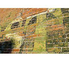 Brick Wall 5 Photographic Print