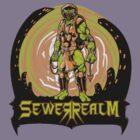SewerRealm -Orange by SilverBaX