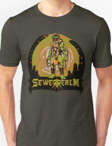 SewerRealm -Orange T-Shirt