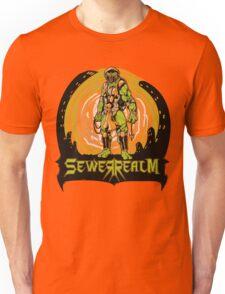 SewerRealm -Orange Unisex T-Shirt