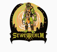 SewerRealm -Orange T-Shirt