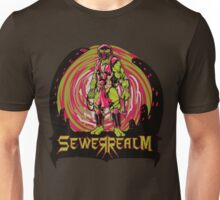 SewerRealm -Red Unisex T-Shirt