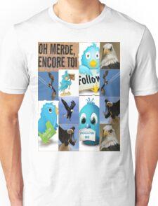 Merde Unisex T-Shirt