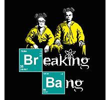 Breaking Bang Photographic Print
