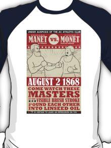 Showdown of a Couple of Centuries Ago T-Shirt
