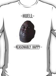 Huell-Reasonably Happy T-Shirt