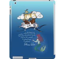 Sailor's Song - Fathoms Below iPad Case/Skin